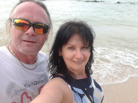 Canaries, Сент-Люсия: Kerstin and Ronny