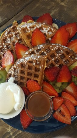 Hearty Wholesome Brunch