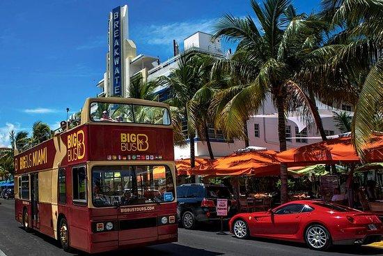 Miami Hop-on-Hop-off-Tour im großen...