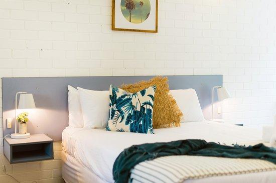 Crescent Head, Австралия: Queen Room