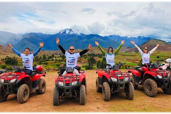ATV Quad Bike Tours a Maras y Moray