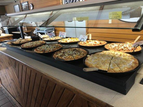 Platte, Южная Дакота: Try our buffet!!