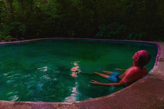 Hotsprings et massage corporel