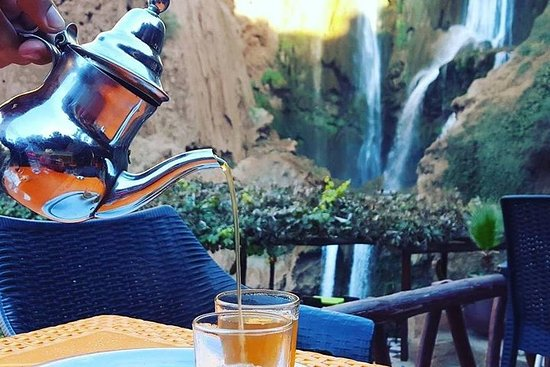 Ouzoud Falls privat dagstur fra...