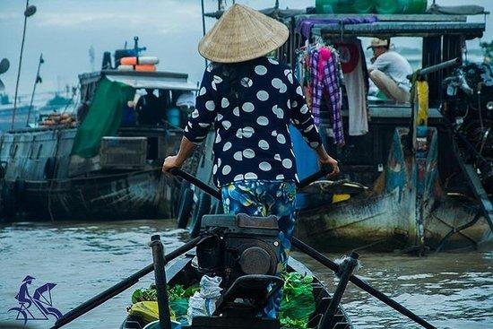 私人一日游-西贡最好的湄公河三角洲