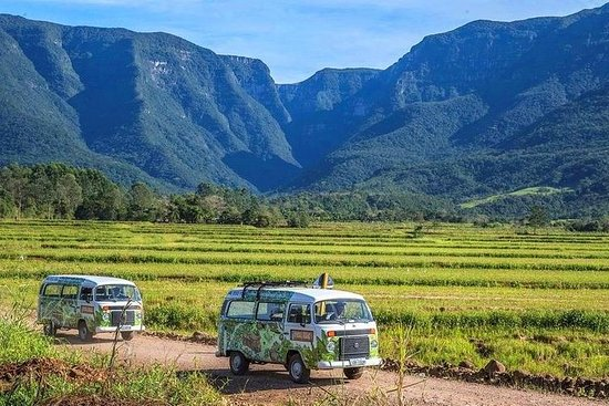 Brazilian Canyons