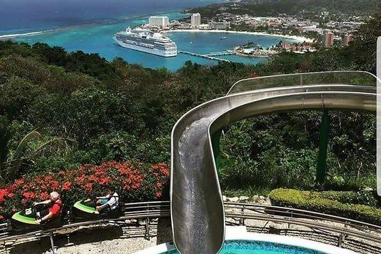 Jamaica Sky Explorer, Bobsled & Zipline...