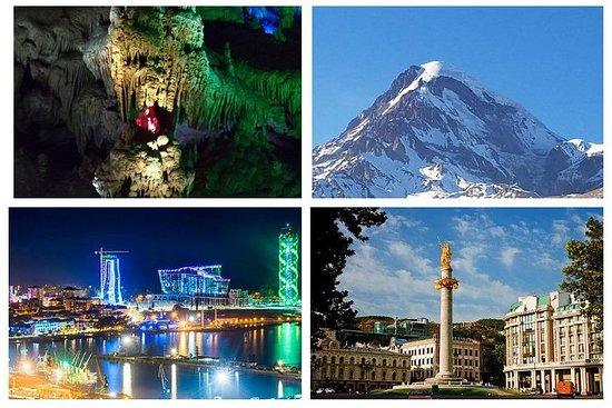 Tbilissi - Batumi 7 Days Tour