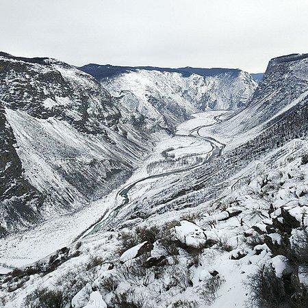 Ulagan, Nga: Перевал КатуЯрык