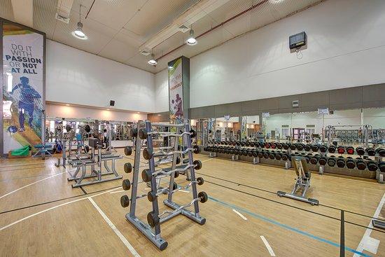 Ruwais, United Arab Emirates: Gym