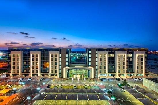 Ruwais, United Arab Emirates: Exterior