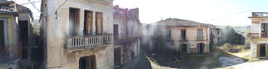 Apice, إيطاليا: la piazza