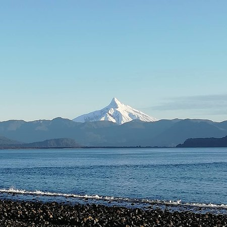 Volcan corcovado