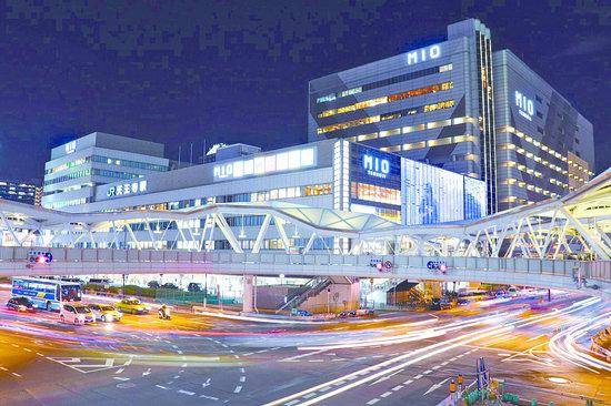 Tennoji Mio Main building