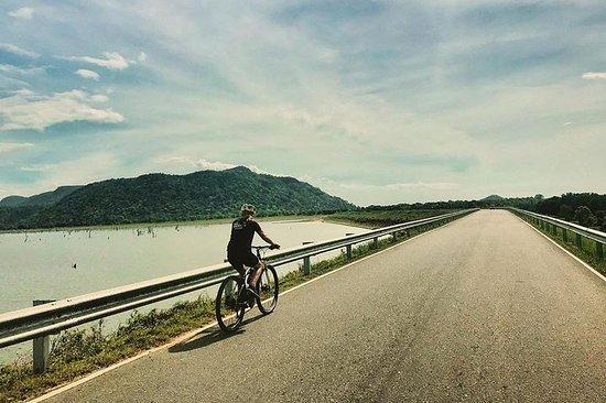Circuit privé à vélo de 8 jours au...