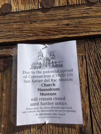 Mission San Xavier Del Bac Tucson Az Address Phone