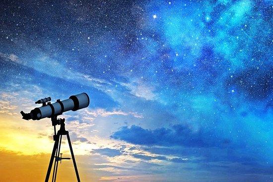 スターゲージング体験 - テイデ山の望遠鏡観測