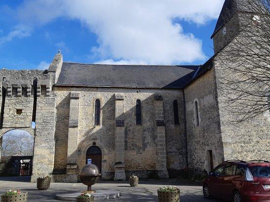 Chateau d'Aubigne