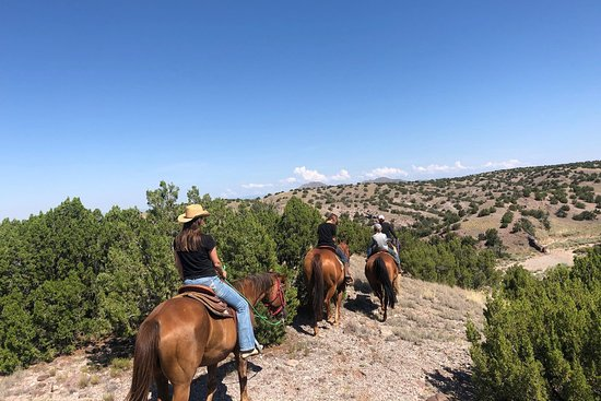 Galisteo Creek Stables Trail Riding