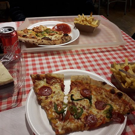 Pizza Pieces Bradford Photos Restaurant Reviews Order Online Food Delivery Tripadvisor