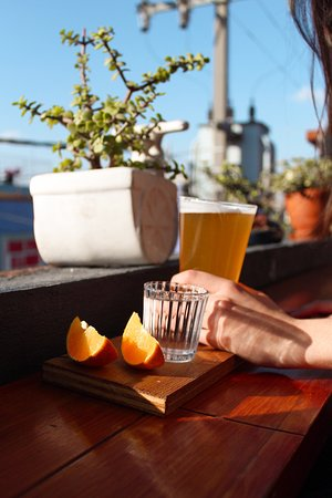 ¡Excelente lugar y deliciosas bebidas! Definitivamente perfectas para el clima de Puebla.