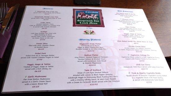 Cairndow Stagecoach Inn Restaurant照片