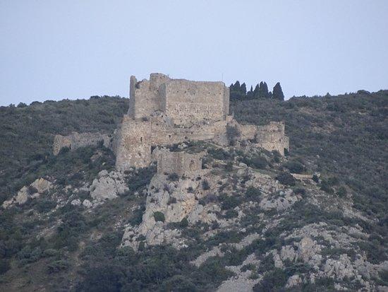 Tuchan, France: Château d'Aguilar