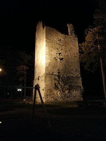 Guardiagrele, İtalya: torre