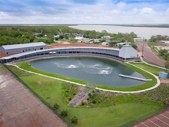 Barramundi Discovery Centre & Hatchery Karumba