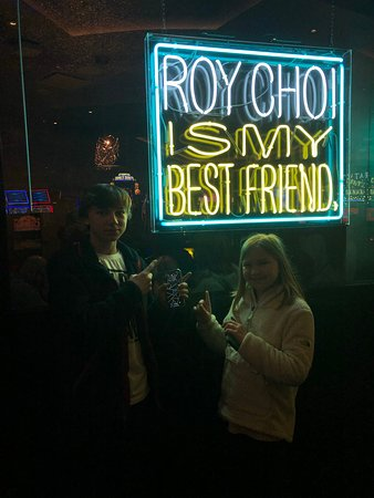 Kids give Roy Choi and Best Friend 5 STARS!