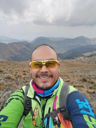 Descenso Nevado de Toluca