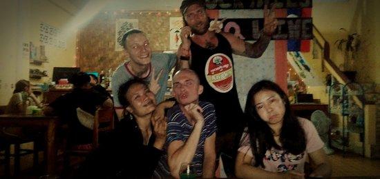 Muang Khua, Laos: Sabaidee Restaurant & Bar