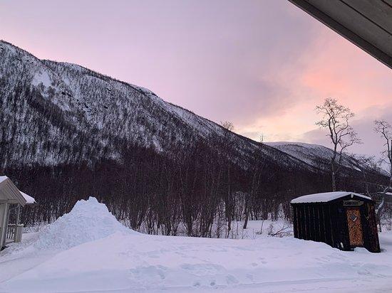 Troms, นอร์เวย์: View