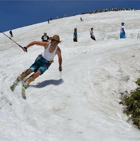 Gassan Ski Resort