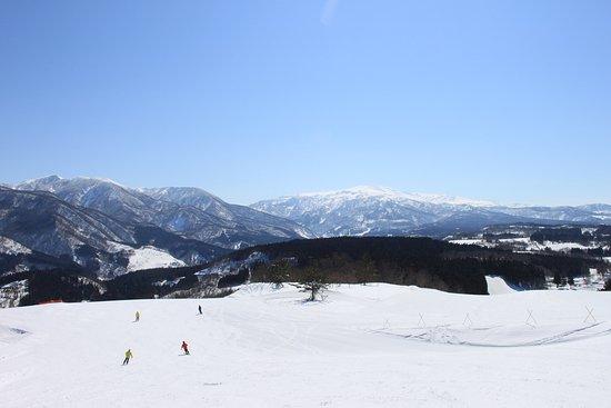 Mt. Haguro Ski Area