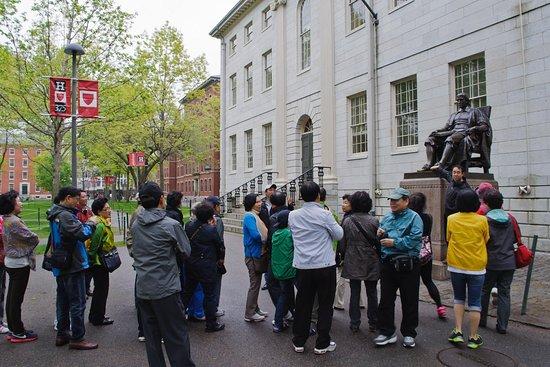 Boston City Day Trips