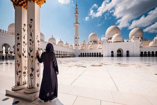 Halv dag privat tur Abu Dhabi Sheikh...