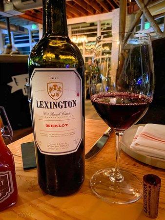 Lexington Merlot 62$  exkl. ca 25% Zuschläge