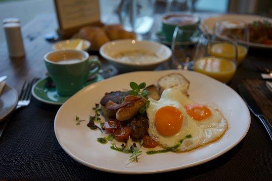 Pukaki, Новая Зеландия: Lakestone Lodge Breakfast