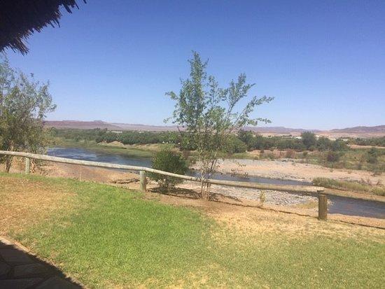 Noordoewer, Намибия: View from Cabana