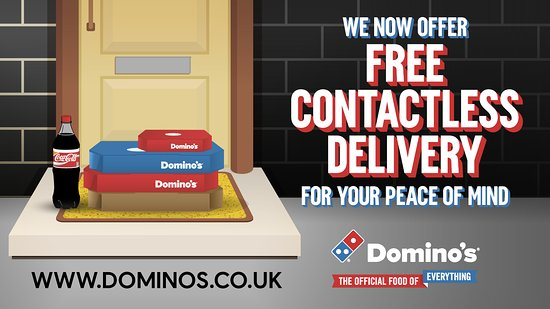 Ferryhill, UK: Free contactless delivery