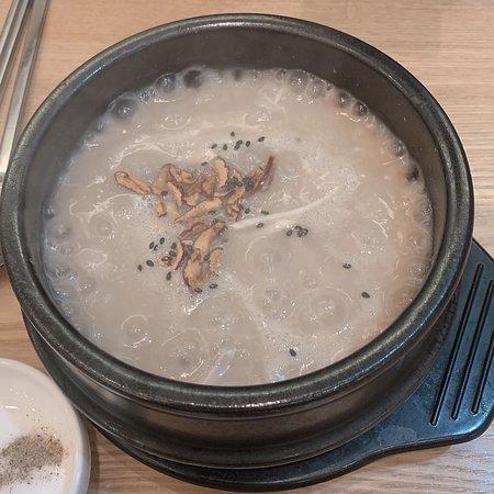 Jiho Chinese Medicine Samgyetang