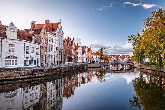 Découvrez Gand et Bruges en excursion...