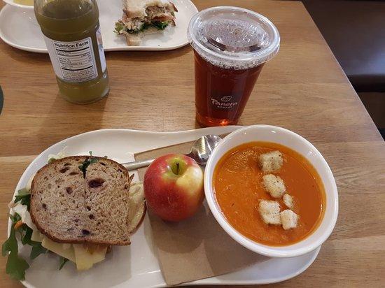 OTR lunch stop