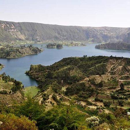 Ambo, Эфиопия: Wenchi crater lake