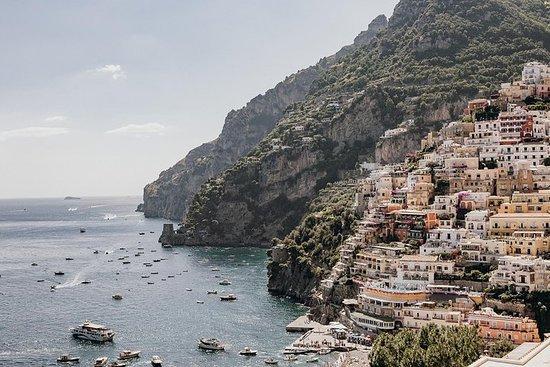 Lille gruppe Pompeji med Amalfi Coast...