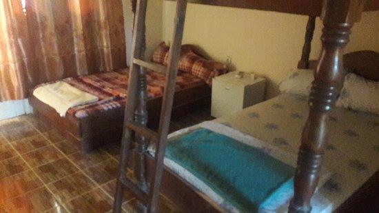 Residencia suite t1 em angoche  Agua quente e fria Ar condicionado  Apenas por 1.750.mt