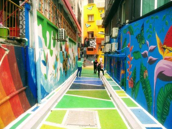 Jalan Alor Street Art 1
