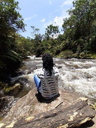 Muranga, Kenia: By the river