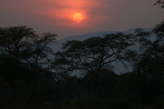 Semuliki National Park, ยูกันดา: Sonnenaufgang